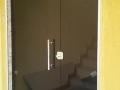 porta de abrir bronze