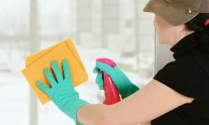 Dicas para Limpeza de Vidros