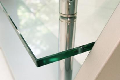 Estante De Vidro Temperado : Prateleira de vidro vidraçaria rocha rj