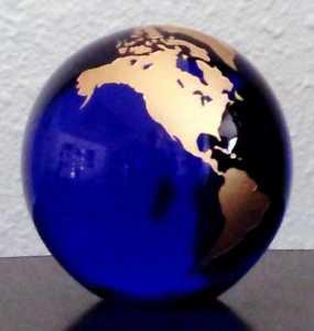 mercado de vidro pelo mundo